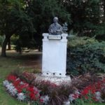 Anton Bruckner Denkmal