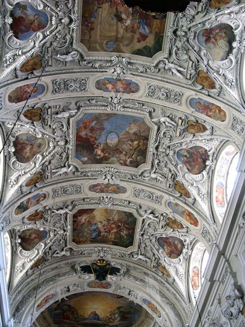 Dominikanerkirche Malereien
