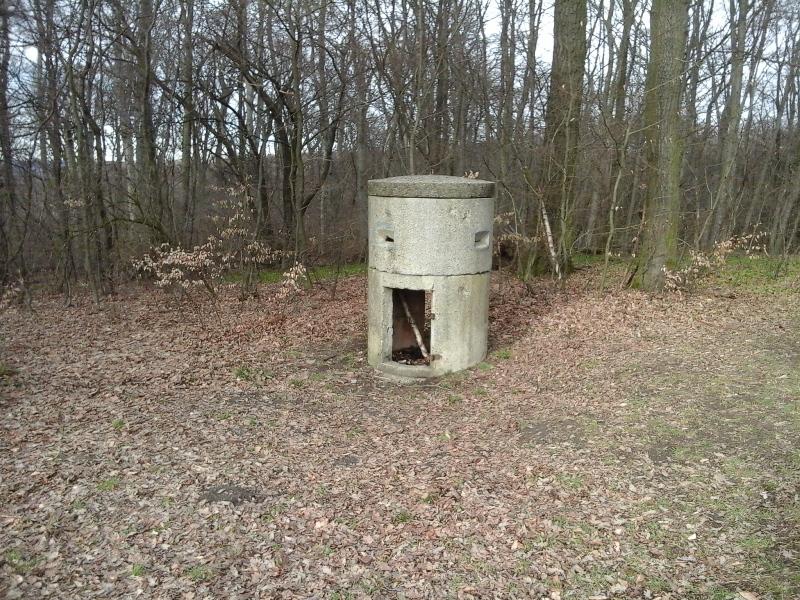 Ein Mann Bunker