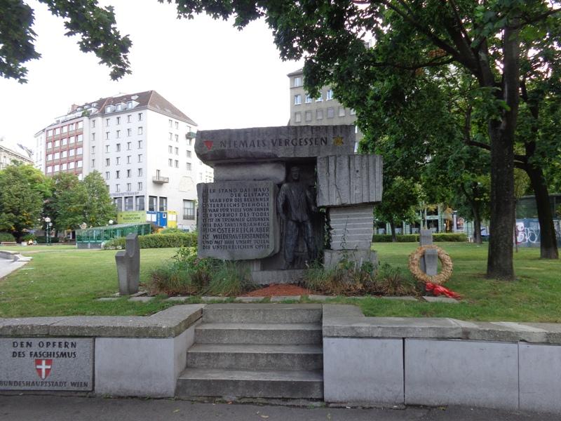 Haus der Gestapo Denkmal