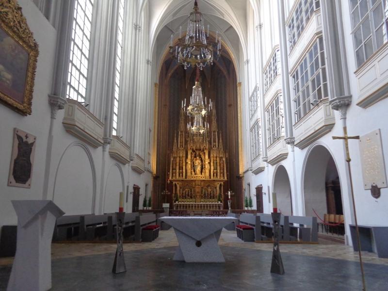 Hochaltar Augustinerkirche