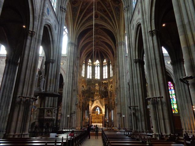 In der Votivkirche