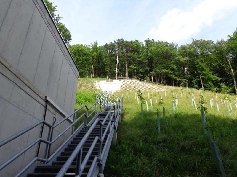 Lainzer Tunnel Notausstieg
