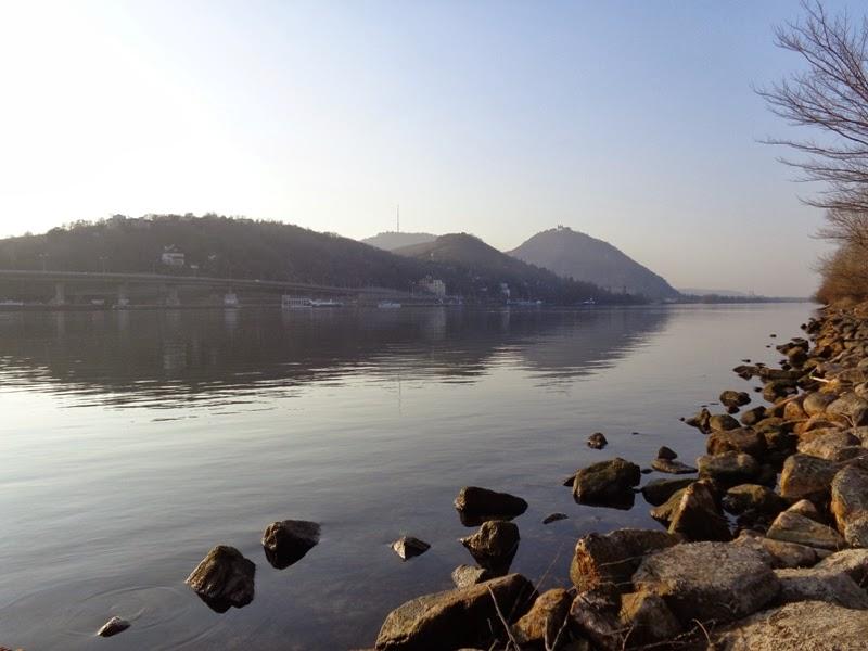 Leopoldsberg und Kahlenberg an der Donau