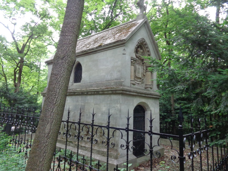 Monteart Mausoleum am Wilhelminenberg