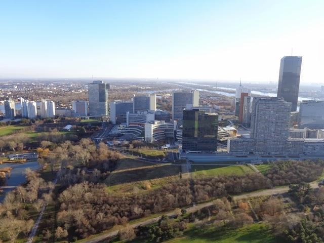 UNO City - Kaisermühlen