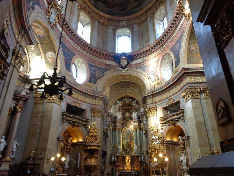 in der Peterskirche