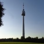 Donauturm im Spätsommer