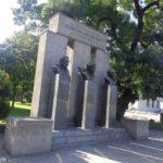 Denkmal zur Gründung der Republik Österreich