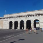 Zugang zum Heldenplatz