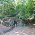 Grotte im Pötzleinsdorfer Schlosspark